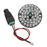 48 LED 850nm Illuminator IR Infrared Board Night Vision Light Lamp for 50 CCTV Security Camera