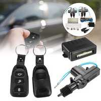 Universal Auto Remote Car Central 4 Door Lock Unlock System Keyless Entry Kit
