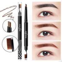 3D Double Head Automatic Eyebrow Pen Brush Head