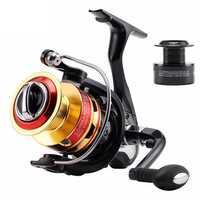SeaKnight 5.2:1/4.7:1 9+1BB COMMANDER 2000 3000 4000 5000 Fishing Reel Spinning Wheel + Spare Spool
