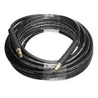 20M Pressure Washer Hose With Yellow Quick Connect Adapter For Karcher K Series