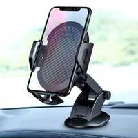 Raxfly Strong Suction Cup Adjustable Arm Car Dashboard Holder Mount for iPhone Xiaomi Mobile Phone