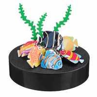 Sculpture Art Magnet DIY Magnetic Toys Magnetic Decompression Toy Desk Decoration