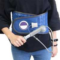 Spinal Air Traction Waist Spine Support Lumbar Back Brace