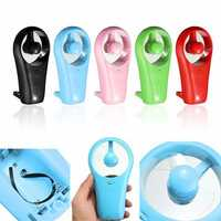 Mini Handheld Portable Mute USB Air Conditioner Summer Cooler Cooling Fan