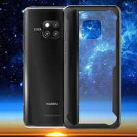 Bakeey Luxury Slim TPU & Acrylic Transparent Clear Back Protective Case for Huawei Mate 20 Pro