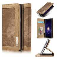 Caseme Magnetic Flip Bracket Wallet Case For Samsung Galaxy S8/S8 Plus