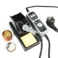 YIHUA 908D 220V 60W LED Digital Display Soldering Station Soldering Iron Kit Upgraded Version
