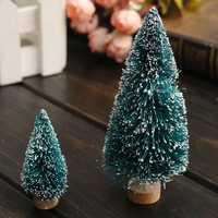 Mini Christmas Pine Tree Christmas Decoration Ornament