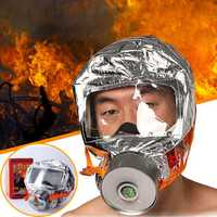 Fire Emergency Escape Mask Oxygen Smoke Gas Self-life-saving Smoke Toxic Filter
