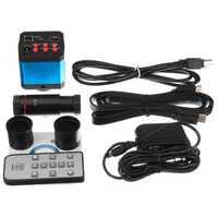 14MP HDMI HD 1080P Digitale Microscope Magnifier Industria Camera USB Stereo Adattatore