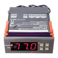 WH7016K DC12V Digital Semiconductor Temperature Controller Thermoelectric Cooler Peltier Thermostat