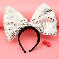 Sweet Bowknot Hair Bands Cute Hair Jewelry