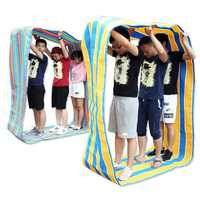 Outdoor Team Cooperation Sense Training Interactive Toys For Children Educational Sports Games