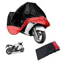 Motorcycle Street Bike Cover Waterproof Protective Rain Breathable