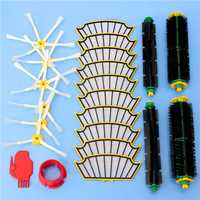 22pcs Vacuum Cleaner Accessories Filters and Brushes for iRobot Roomba 500 Series