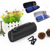 Traval Zipper Carry Hard Storage Case Bag Box For bluetooth Speaker