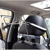 Car Cloth Hanger Car Back Racks Car Seat Back Stainless Steel Hanger