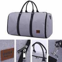 Multifunctional Duffel Handbag Outdoor Sports Gym Fitness Yoga Travel Bag Suit Storage Shoulder Bag