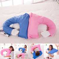 Creative Washable Cotton Boyfriend Arm Throw Pillow Bed Sofa Office Cushion