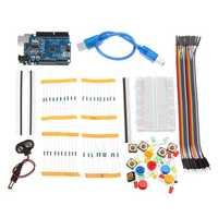 DIY Bread Board LED UNOR3 Basic Starter Learning Kit Starter Kits for Arduino