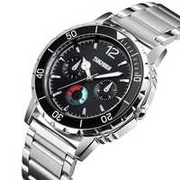 SKMEI 1482 Business Style Luminous Pointer Quartz Watch