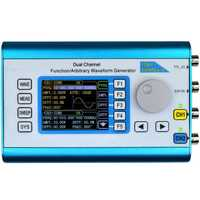 FY2300 50MHz Arbitrary Waveform Dual Channel High Frequency Signal Generator 200MSa/s 100MHz Frequency Meter DDS