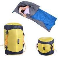 Naturehike NH16S668-S Waterproof Sleeping Bag Compression Pack Travel Stuff Sack Storage Bag Pouch