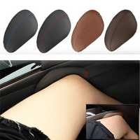 Leather Car Knee Pad Leg Cushion Thigh Support Pillow Interior for BMW X5 X6 E52 E53 E60 E90