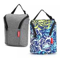4L Outdoor Portabler Insulated Thermal Cooler Bag Picnic Lunch Box Food Drinks Bottle Storage Keep Warm Cold Pouch