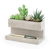 Desktop Ceramic Plant Bonsai Decorations Clay Pottery Planters Flower Pot Mini