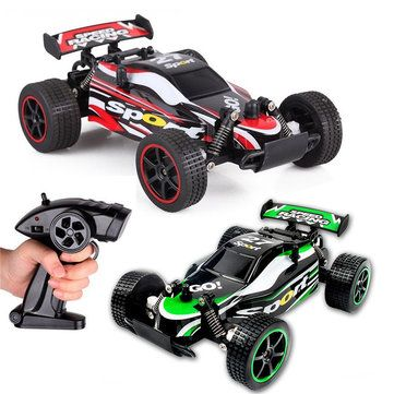 23211 1/20 2.4G 2WD High Speed RC Racing Drift Car Wave Drive Truck Electric Off Road Vehicle Toys