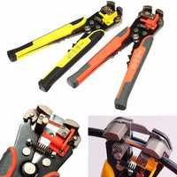 8 inch Adjustable Wire Cable Stripper Automatic Cutter Plier Electricians Crimping Tool