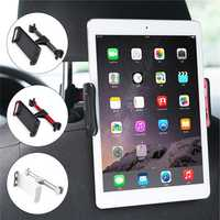 Universal 360 Degree Rotation Car Backseat Holder Headrest Stand Mount for iPhone Samsung Tablet