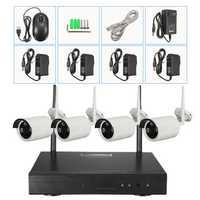 720P P2P WIFI CCTV HD Wireless High-Definition Surveillance Camera Recorder