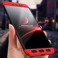 Bakeey™ 3 in 1 Double Dip 360° Full Protective Case For Xiaomi Redmi Note 5A Prime / Redmi Y1
