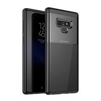 Bakeey Armor Shockproof Anti Fingerprint Hybrid PC & TPU Protective Case For Samsung Galaxy Note 9