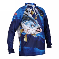SEAKNIGHT SK004 Fishing Clothing Long Sleeve Summer Quick Drying Breathable Anti-UV T-Shirt