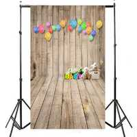 3x5ft Vinyl Wall Floor Baby Cloth Photography Backdrops Photo Background