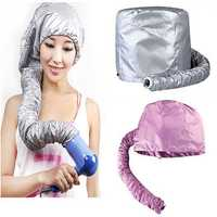 Creative Bathroom Hair Dryer Heating Cap Hair Treatment Cap