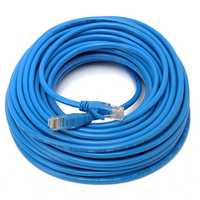 20M RJ45 CAT6 1000Mbps Fast Transmission Ethernet LAN Network Cable