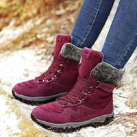 LOSTISY Outdoor Lining Hook Loop Keep Warm Snow Boots