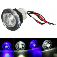 12V IP68 2835 LED Blue White Boat Marine Ship RV LED Courtesy Light Lamp For Boats Truck Car