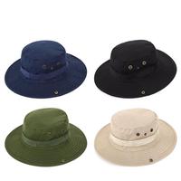 AOTU Camouflage Jungle Hat Cap Hat Hiking Camping Climbling Fishing Cap Bonnie Hat