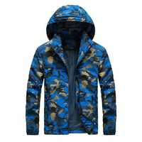 Tactical Camo Outdoor Waterproof Windproof Soft Shell Jacket