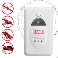 Effective Safe Electromagnetic Electronic Pest Repeller Killer Insect Rodent Mosquitoes Rat Cockroaches Control
