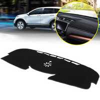 Dashboard Dash Mat Dashmat Sun Cover Pad for HONDA CR-V CRV 2017 2018 Left-hand Drive