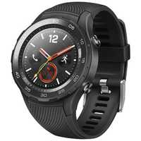 Original Huawei Watch 2 4G-LTE NFC Heart Rate Monitor GPS Compass Fitness Tracker IP68 Smart Watch