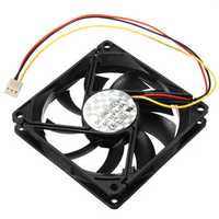 80x80x15mm 3 Pin 12V CPU Cooling Fan Cooler PC Computer Heatsink