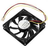 80x80x15mm 3 Pin 12V CPU Cooling Fan Cooler PC Computer Heatsink